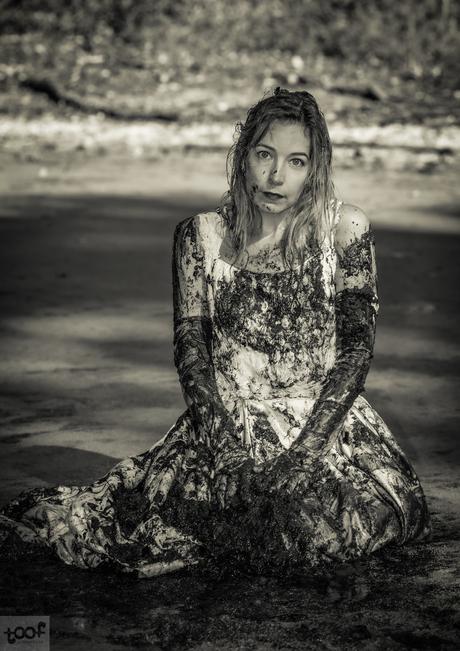 A muddy weddingtale...
