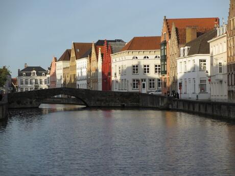 Spiegelrei Brugge
