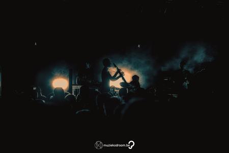 There's magic everywhere - Belgische Jazz band Stuff in Muziekodroom,Hasselt - foto door deanXphotography op 27-10-2017 - deze foto bevat: licht, jazz, muziek, optreden, concert, band, live, concertfotografie, publiek