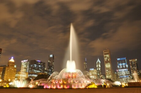 Fontein Chicago
