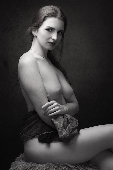Portrait in Monochrome