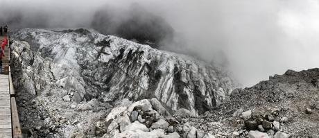 Jade Dragon Snow Mountain, Lijiang, China