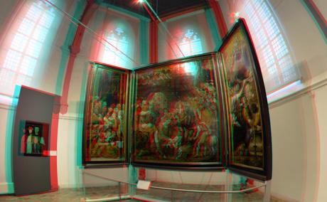 Museum-Gouda 3D Fish-eye