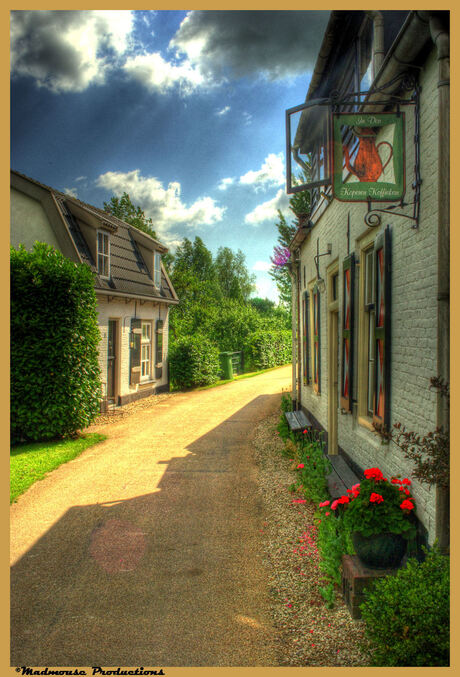 Lingedijk in Acquoy