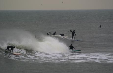 IJskoud Surfen