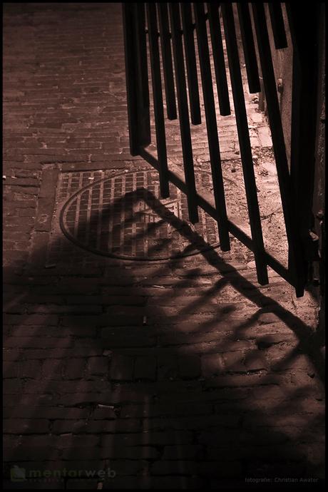 Mysterieus hek