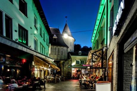 Kleurrijke Valkenburg