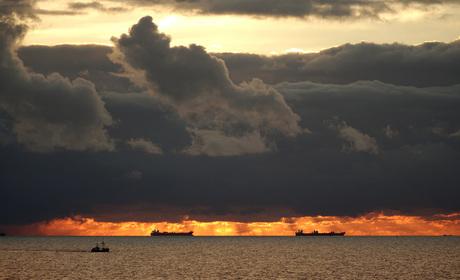 "Licht ""valt"" op schepen"