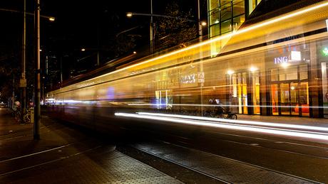 Tramspoor