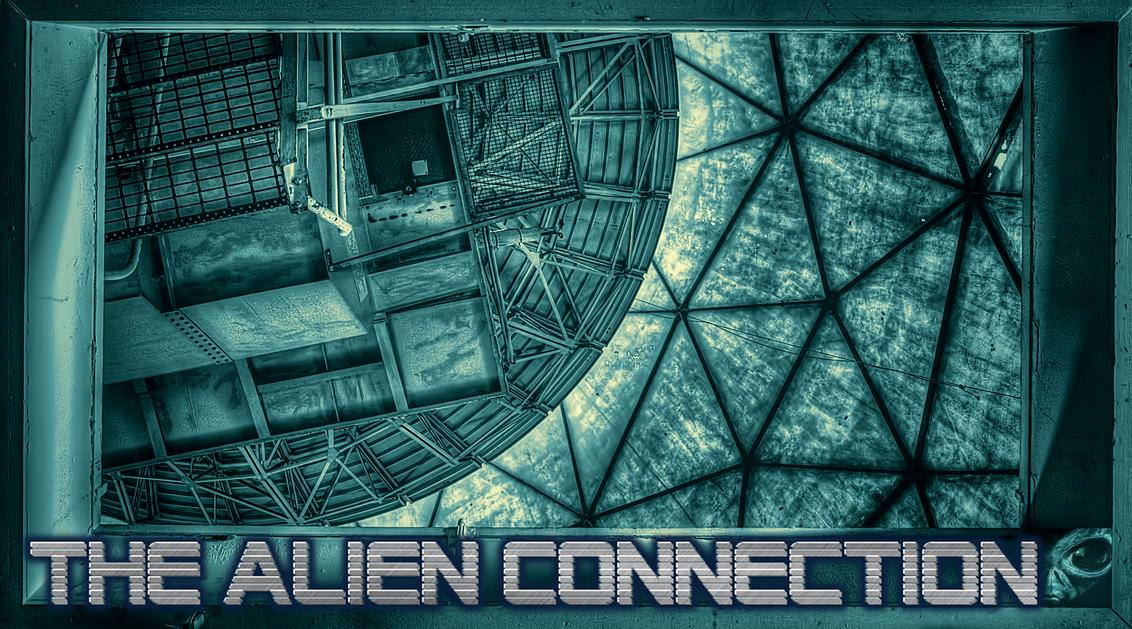 The Alien Connection - Een andere kijk op Zone B. En bewerkt, daarom ook gepost in bewerkte fotografie. - foto door wido-foto op 28-11-2013 - deze foto bevat: groot, bewerkt, urban, bouwwerk, hdr, hdri, urbex, bijzonder, exploring, urban exploring, urban exploration, immens