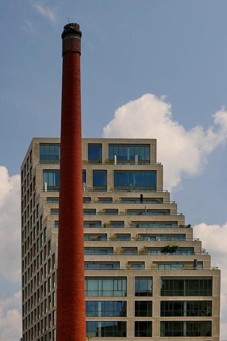 Wijk Strijp-S Eindhoven.