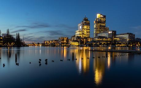 Philips kantoor aan de Amstel, Amsterdam