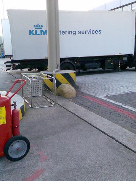 nieuwe services van KLM