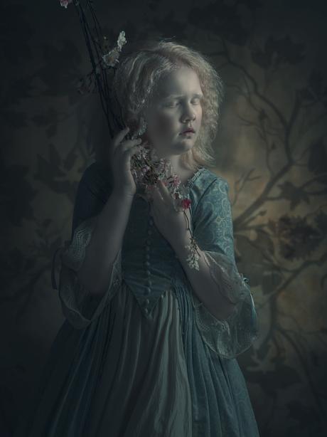 Emilka -serie Rococo