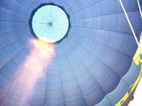 Ballon avontuur 11 juli