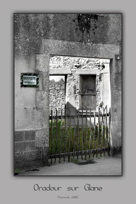 Oradour sur Glane VIII - France