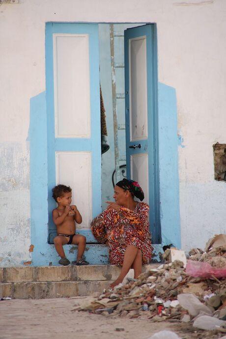 Tunesië straatfotografie 12 (kleur)