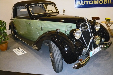 Stoewer Arkona Cabriolet 1939 (1070997)