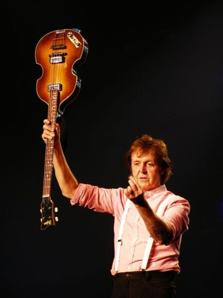 Paul McCartney@Arnhem 2009