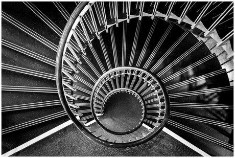 Spiral case