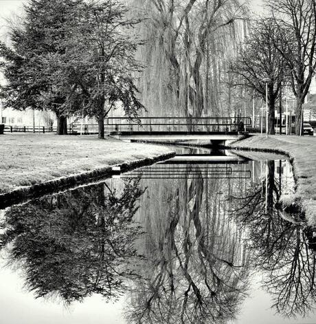Reflectie.....