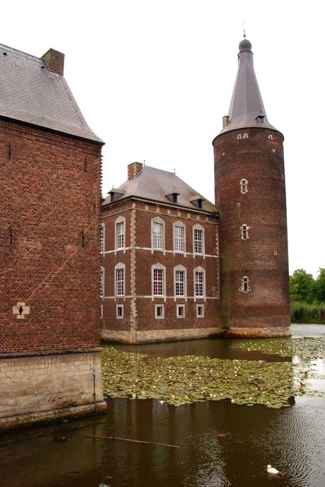 kasteel Hoensbroek -1: bakstee