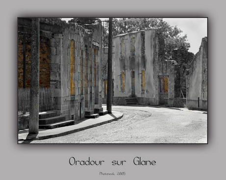 Oradour sur Glane II - France