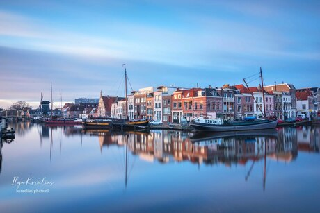Galgewater in Leiden