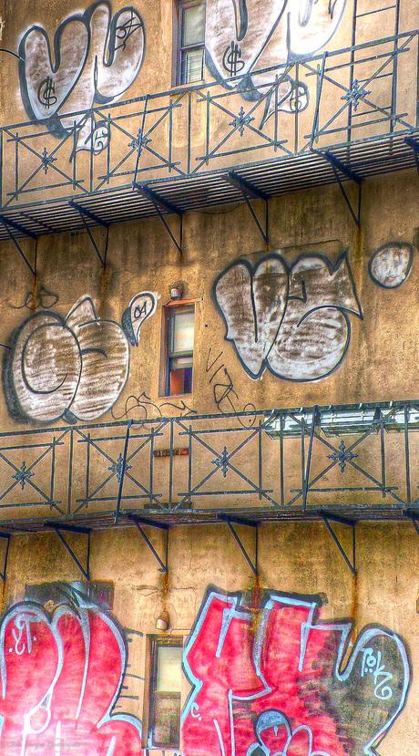 Muur Graffiti