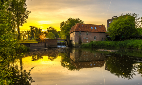 Golden Watermill