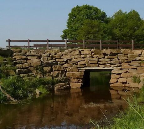 landschaps brug.