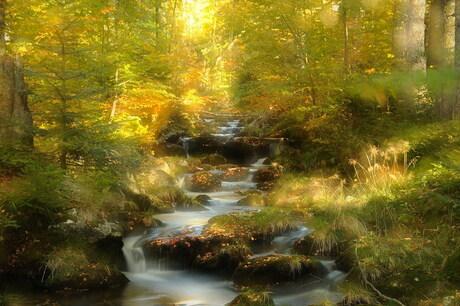 herfst in bayern
