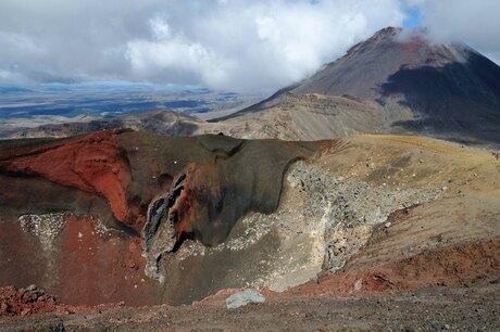 Red Crater/ Mount Ngauruhoe (NZ)
