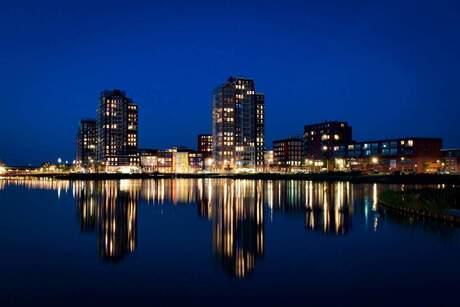 Skyline Oosterheem -Zoetermeer