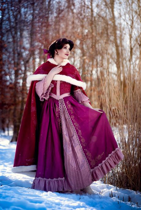 belle winterjurk