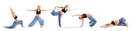 Zwanger Yoga
