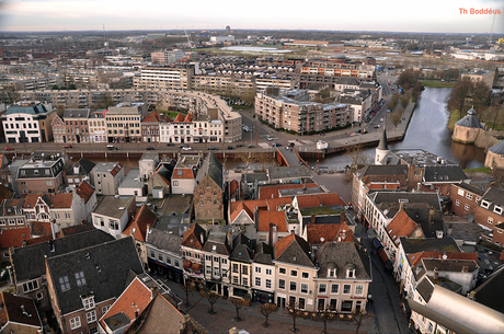 binnenstad Breda 1212292885bw