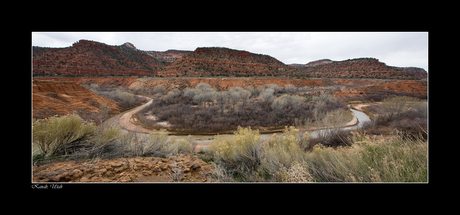 Desert Solitaire aka Warmtebron III