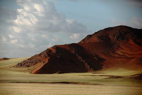 Namibisch landschap