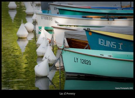Lac d'Annecy - Origineel