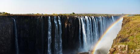 Victoria Falls Panorama II