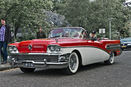 Buick Century Convertible Coupé 1958 (7895)