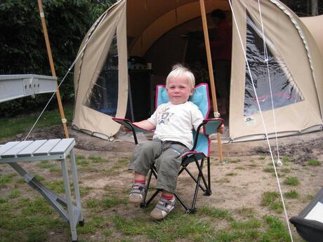 ultieme campinggevoel