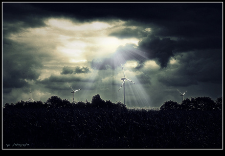 windmolens ..