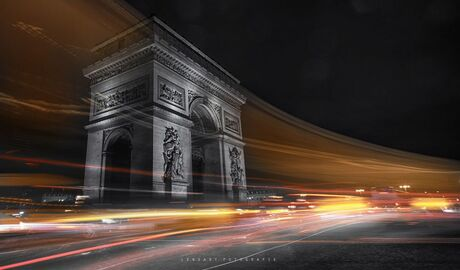 Paris trails