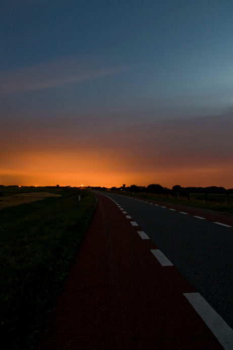 kunstmatige zonsopgang
