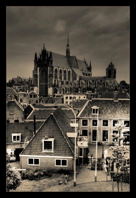 Hooglandsche kerk te Leiden