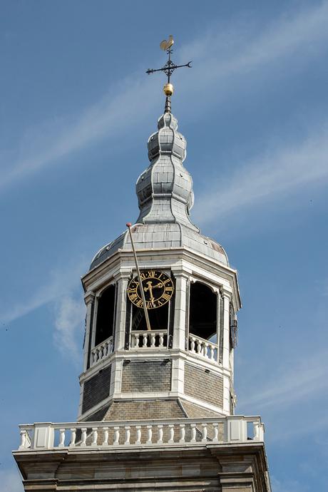 Torenspits Grote Kerk Almelo met een verhaal....