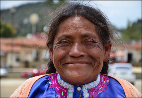 Maya dochter