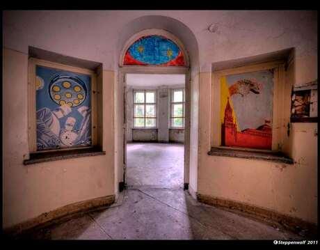 Het Blauwe Ziekenhuis XI